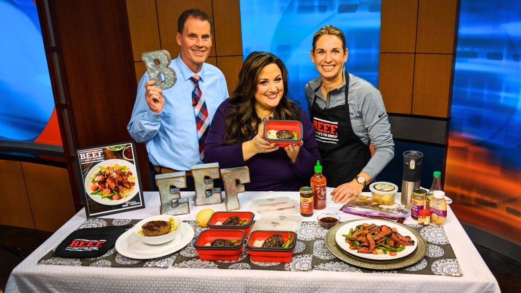 Cooking with N8TM: Well-Balanced Meals