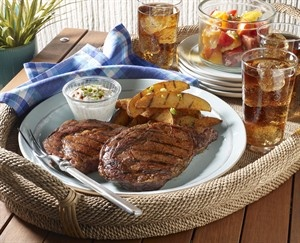 Father's Day Steak Recipes from Wisconsin Beef Council