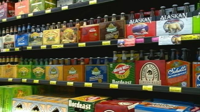 Underage drinking means large fines for parents