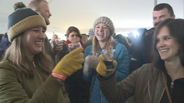 Beer, Wine, and Cheese Festival celebrates some Wisconsin favorites