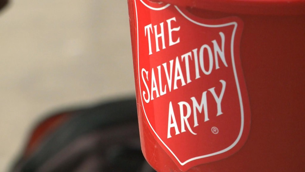 Volunteers still needed for Salvation Army's Bell Ringing campaign in La Crosse County