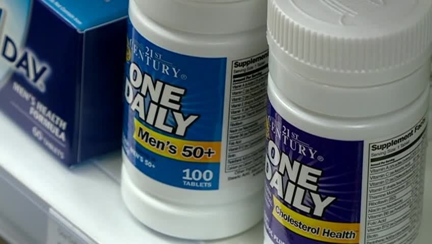 Research shows vitamins and supplements may have no clear benefit