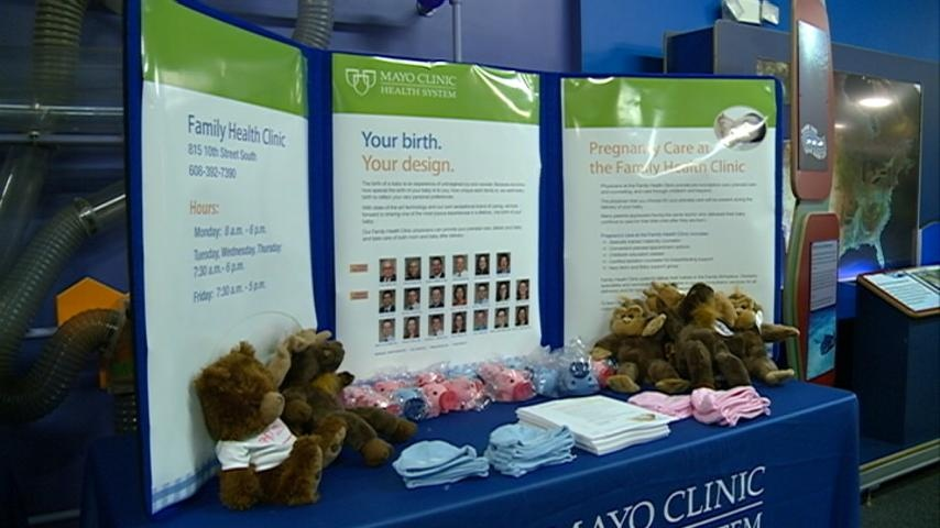 Mayo Clinic hosts 'The Best Baby Shower In Town'