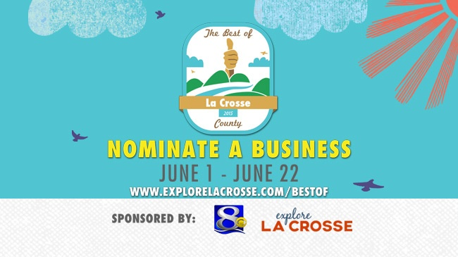 Nominations open for 'Best of La Crosse County'