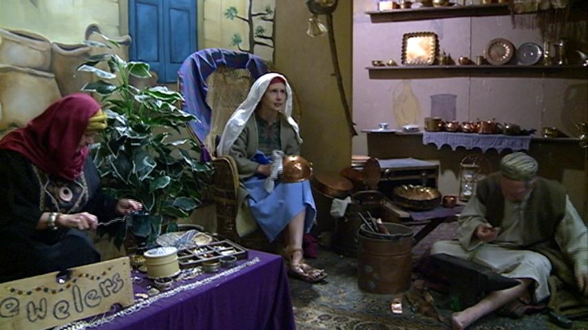 The story of Christmas comes to life at Bethlehem Event