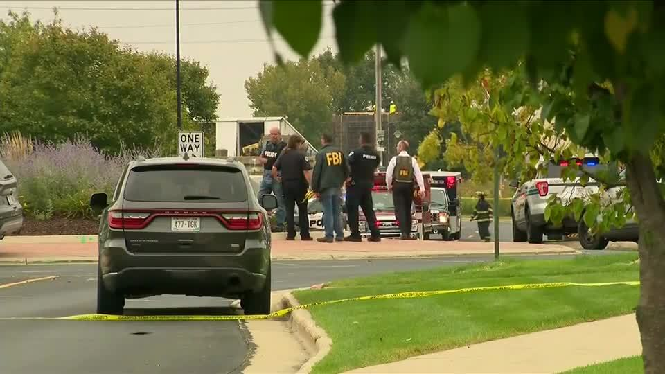 Last of 3 hospitalized in workplace shooting is released