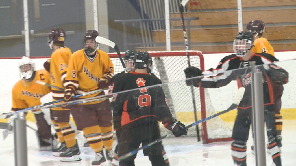 Black River Falls hockey defeats Avalanche