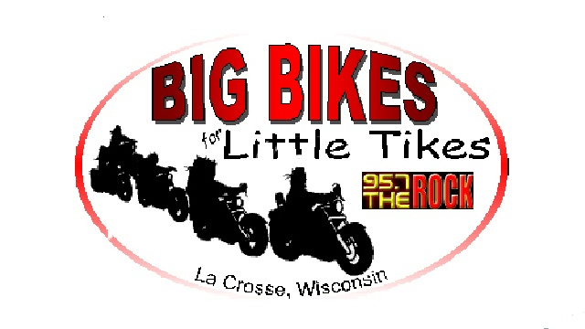 Big Bikes for Little Tikes riding for 5-year-old from Brownsville