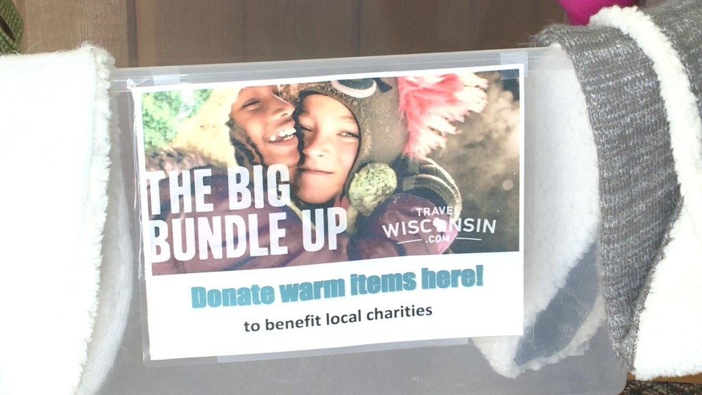 Big Bundle Up helps community members stay warm in Wisconsin