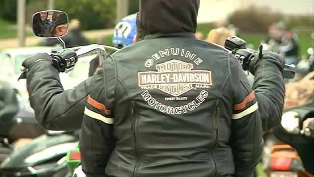 Big Bikes for Little Tykes raises money for girl