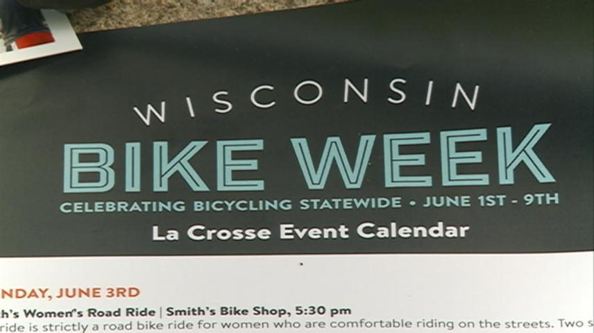 Wisconsin Bike Week coming to La Crosse