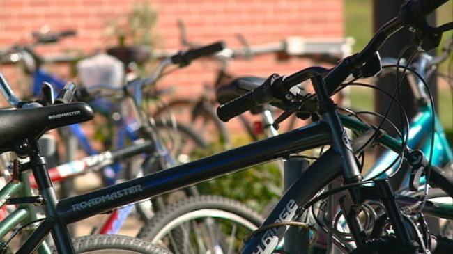 Bait bikes deployed on UWL campus to combat bike theft