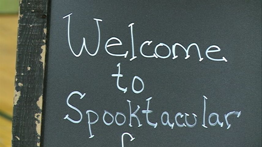 Onalaska High School hosts 'Spooktacular' craft fair