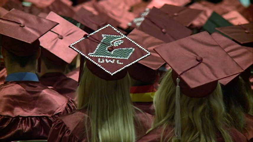 UWL holds annual winter commencement