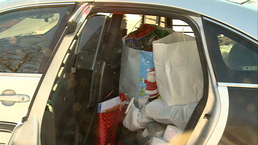 Campbell Police Department holds toy drive