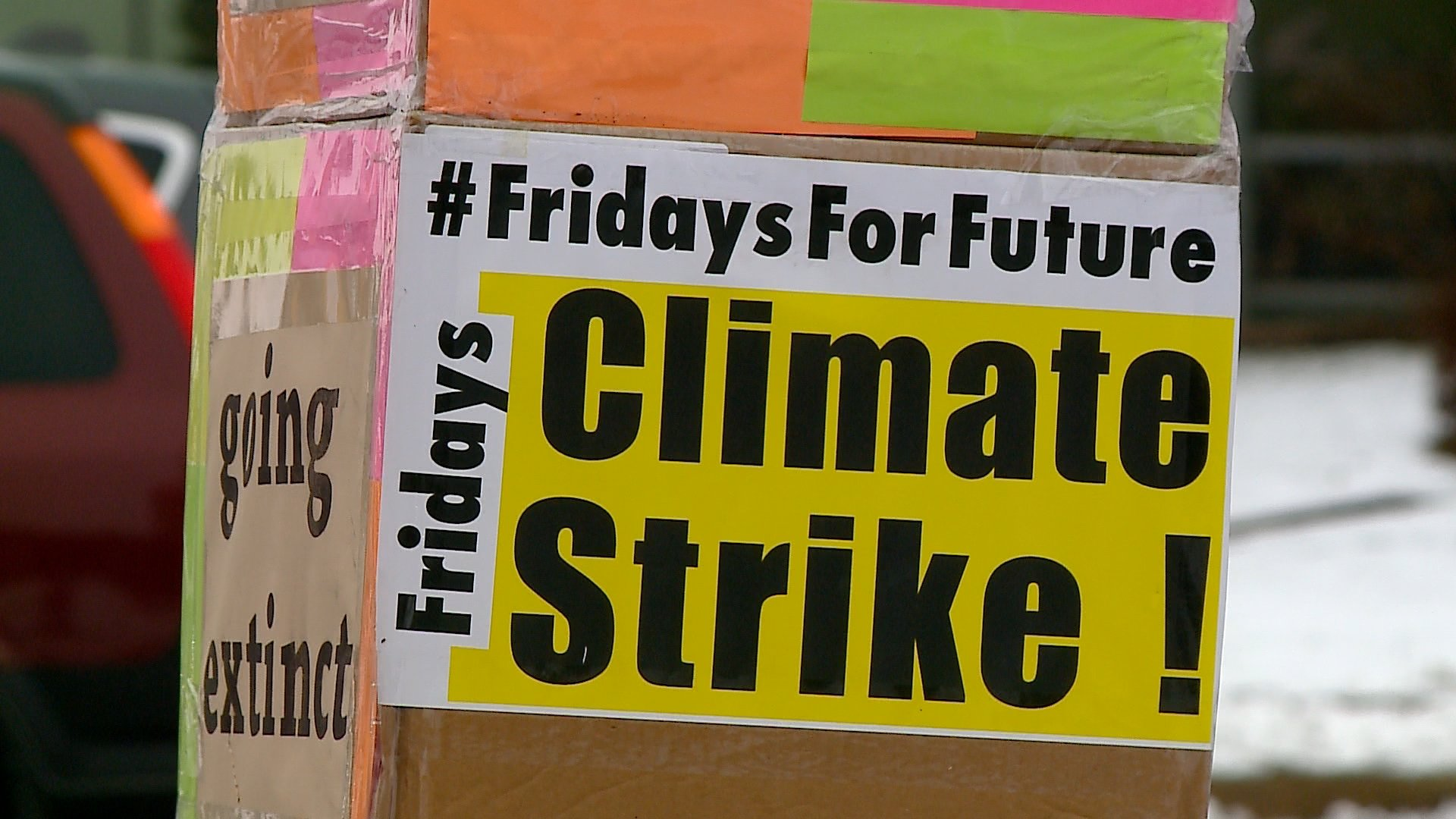 Environmental Impact Of Black Friday Has Local Organizations On Strike