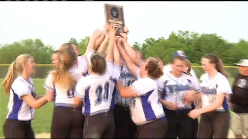 Blair-Taylor softball hoping third time's the charm at state tournament