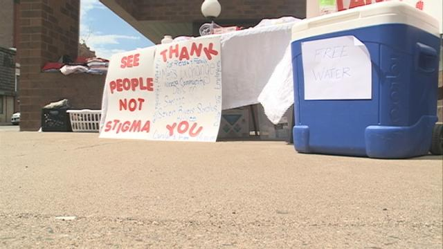 Winona non-profit gives back to homeless in community