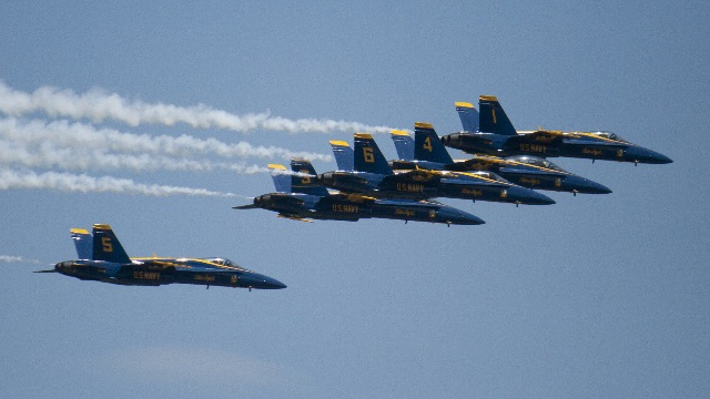 SPECIAL COVERAGE: Deke Slayton Airfest 2014