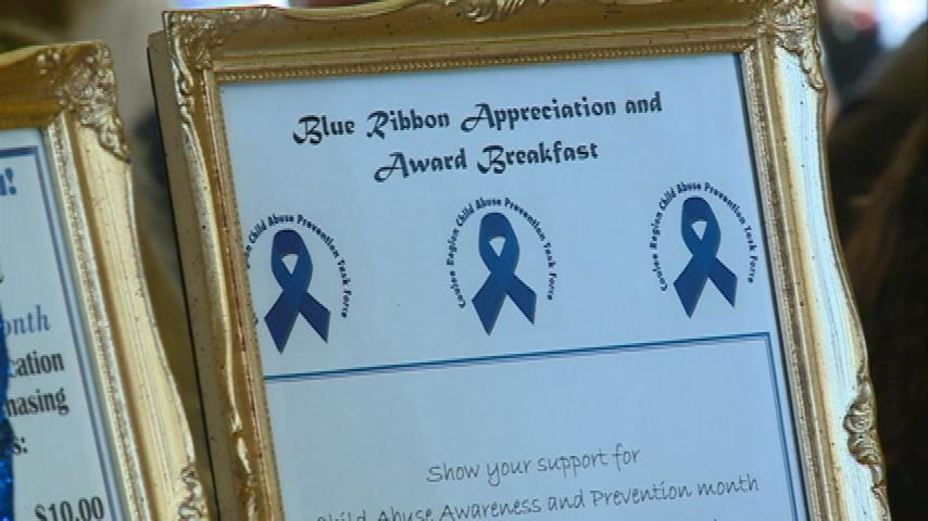 Advocates recognized during National Child Abuse Prevention Month