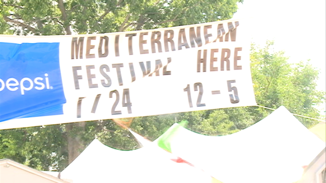 Mediterranean Festival wraps up another year