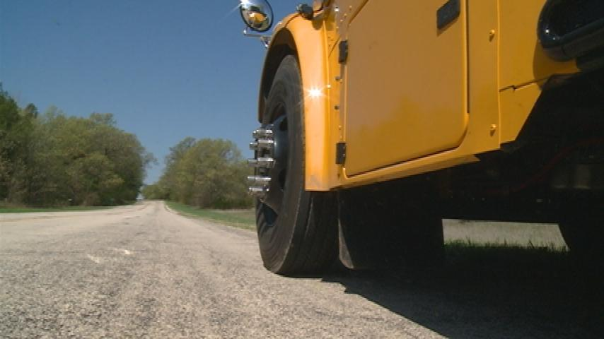 Local leaders take a bumpy ride to see roads in need of repair
