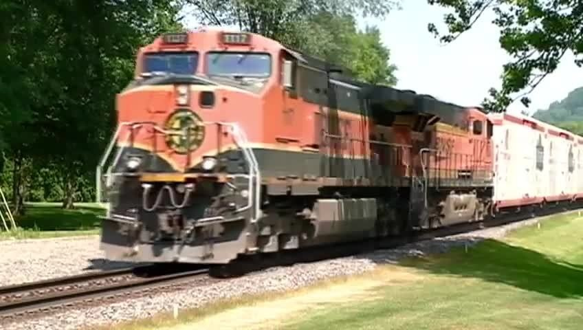 Lawsuits over BNSF railway in La Crosse begin