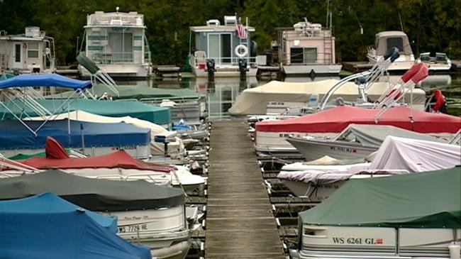 Boat harbor bankruptcy filing puts eviction process on pause