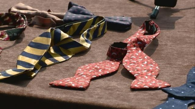 Bowtie Classic raises money for area education