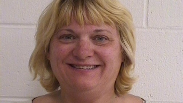 Woman accused of holding men hostage for sex