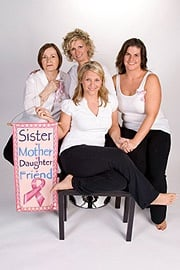 Women urged to reclaim their life after breast cancer
