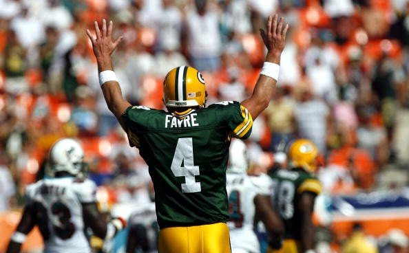 Tickets for video board viewing of Favre's HOF induction sold out