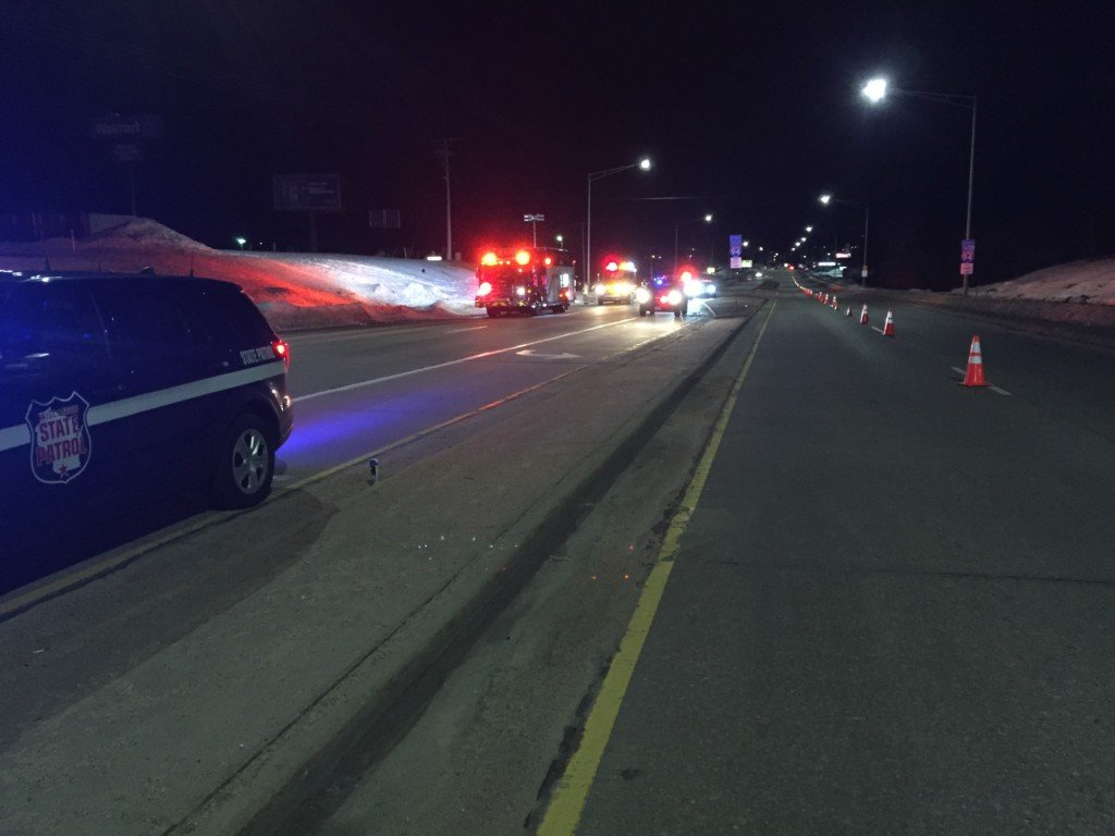 One person killed, another critically injured in vehicle rollover crash