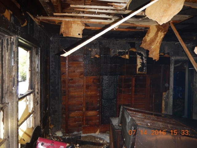 Fire damages home in Black River Falls