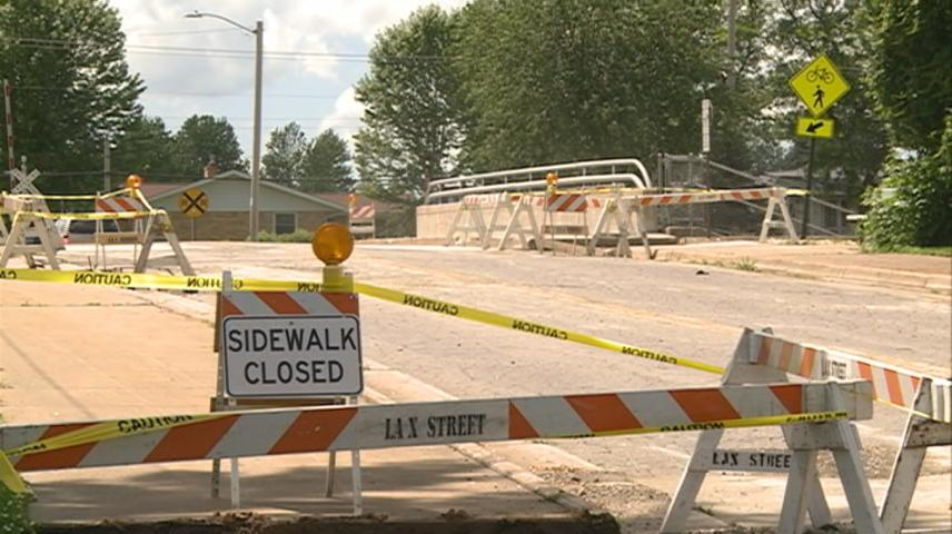 Construction to force temporary closures of La Crosse road