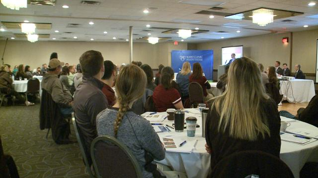 Youth Sports Safety Symposium hopes to keep student athletes healthy into adulthood