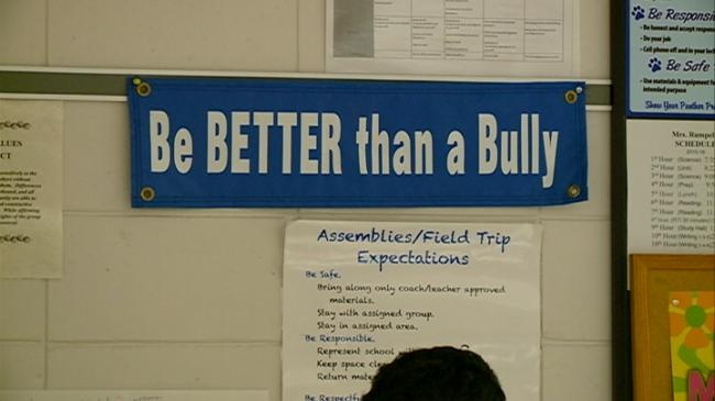Local districts react to bullying ordinance