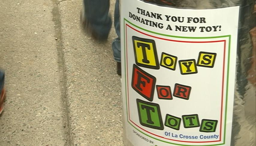 Toys 4 Tots toy drive wraps up