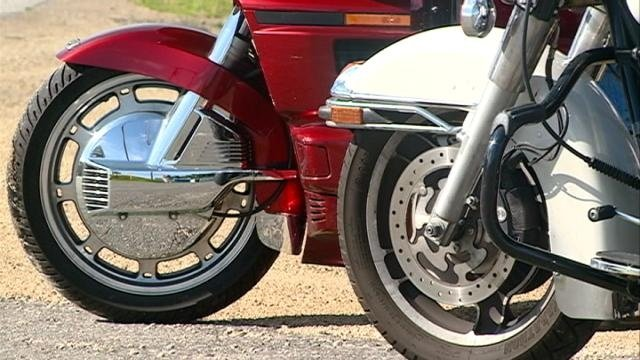 Motorcyclists raise money for child victims of burns