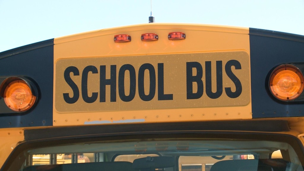 Bus safety reminders as school year starts