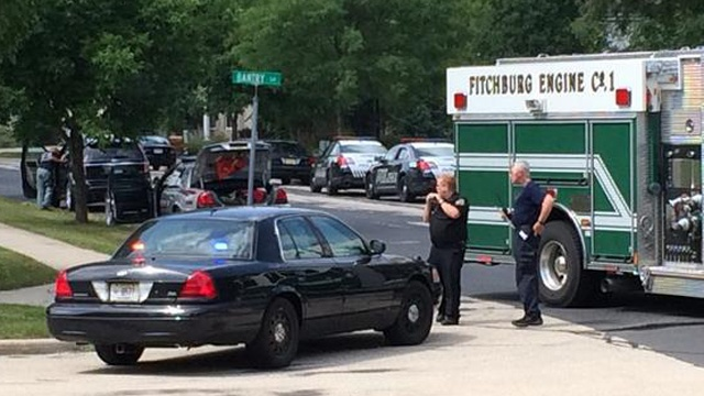 Fitchburg police report homicide at home of former deputy