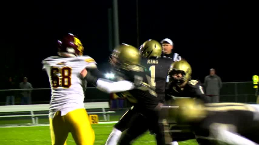 Caledonia football dynasty gets better with age