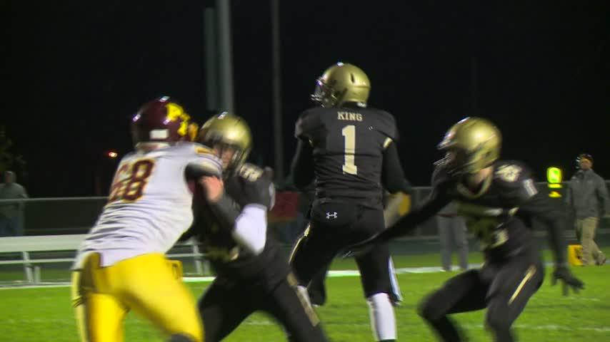 News 8 Highlight Zone: Caledonia shuts out Pine Island