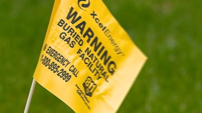 Call 811 before you dig in your yard