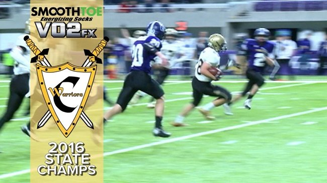 News 8 Celebrates: 2016 Caledonia Warriors
