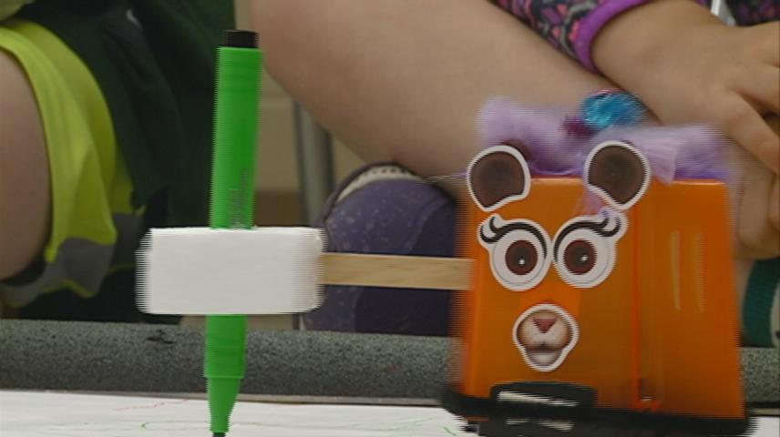Camp Invention keeps kids learning about STEM fields during summer