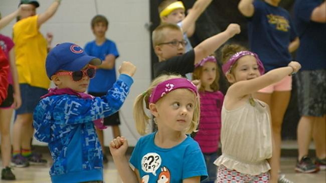 Camp Shriver brings kids of all abilities together in La Crosse