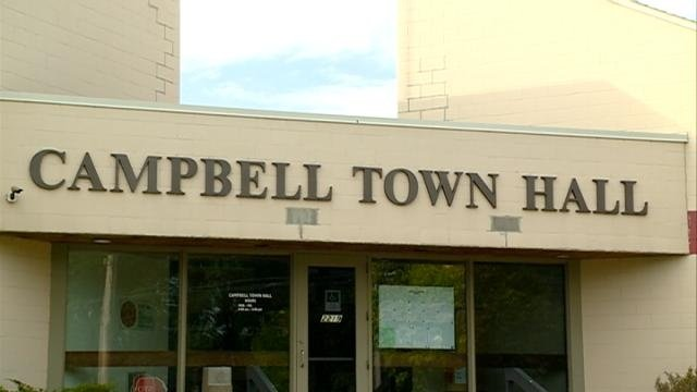 Campbell Town Board meets to discuss possible discipline for Police Chief