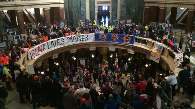 Right-to-work bill heads to state Assembly