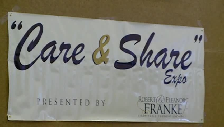 'Care and Share Expo' encourages communication, collaboration